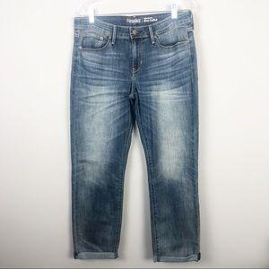Levi Strauss | Modern Slim Cuff Jeans